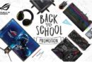 ASUS ROG bundles premium items for the back-to-school
