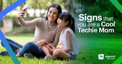 Signs that you are a cool techie mom