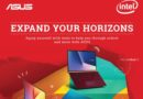 ASUS 'EXPAND YOUR HORIZONS BACK TO SCHOOL'