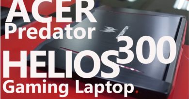 ACER Predator Helios 300 Real World Review
