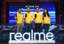 Realme Keeps 7th Spot in Global Smartphone Market