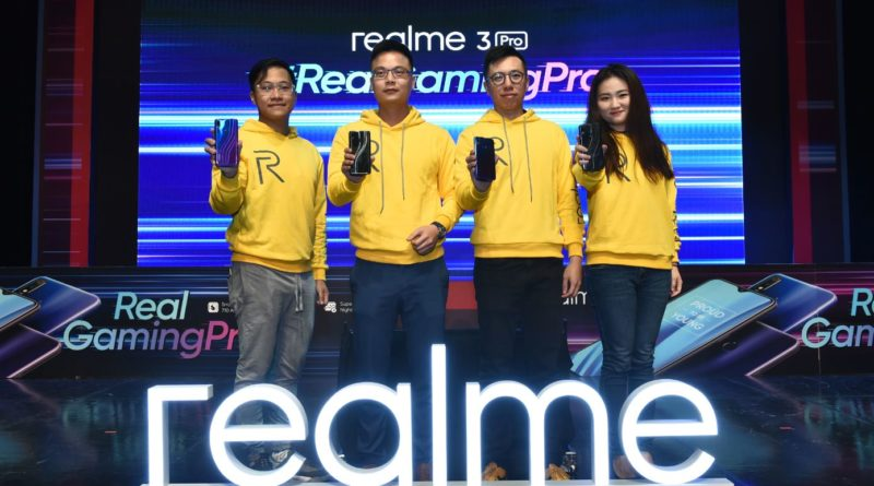 Realme Philippines brings  realme 3 Pro to the market