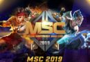 Mobile Legends South East Asia Cup 2019 Draw