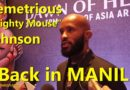One: Dawn of Heroes Demetrious Johnson Media Scrum