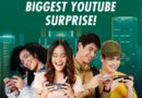 Smart, Sun, TNT subscribers get BIGGEST YouTube Surprise!