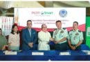 PLDT-SMART POWERS UP THE NATION'S NATIONAL DEFENSE.