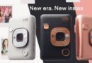 Fujifilm launches the Instax Mini LiPlay