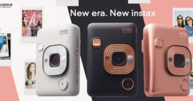 Fujifilm launches the Instax Mini LiPlay
