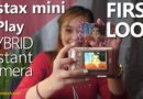 Fujifilm Instax Mini LiPlay Unboxing