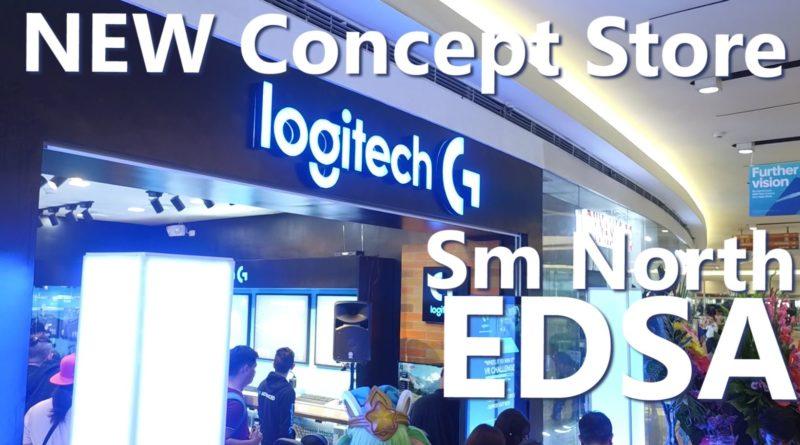 Logitech G Opens Concepts store