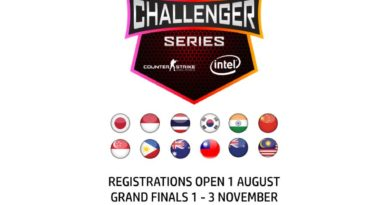 OMEN Challenger Series returns to Asia Pacific