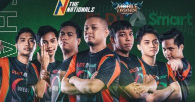 PLDT-Smart Omega wins The Nationals Mobile Legends Conference