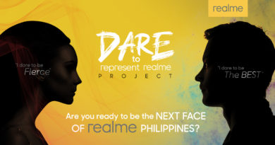 Realme Philippines is looking for its next brand ambassador