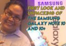 Samsung Unveils the Galaxy Note 10 and 10+