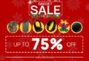 Up to 75% off with Macpower's Merry SHOPtember Sale!