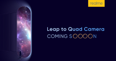 Quad Camera Speed Master realme 5 Pro launching in PH Soon