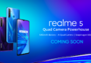 5000mAh Quad Camera Power Hero realme 5 is coming to PH