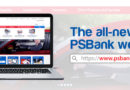 PSBank Upgrades its Website for a New Customer Experience