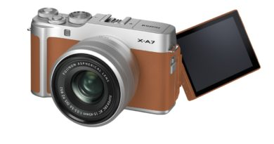 FUJIFILM Launches FUJIFILM X-A7 mirrorless digital camera