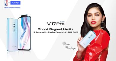 Vivo V17 Pro Comes with 6 Cameras to Shoot Beyond Limits