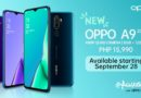 OPPO Breaks P100-M Sales for A9 2020 2 Hours After Release