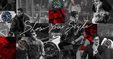 The classic Seiko 5 Sports reveals 27 new looks
