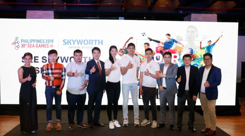 A Front-row Seat to the SEA Games with SKYWORTH