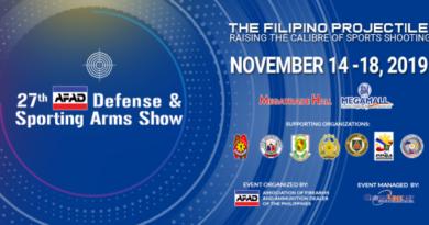AFAD 27th Annual Gun Show wraps up