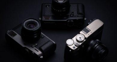 FUJIFILM launches the new X-Pro3