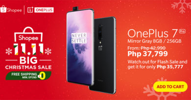 The Fastest Phones. At the Lowest Prices. One Plus Joins 11.11 Sale