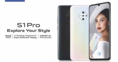 Vivo S1 Pro with diamond-shaped quad-cam to set stylish trend in Philippines