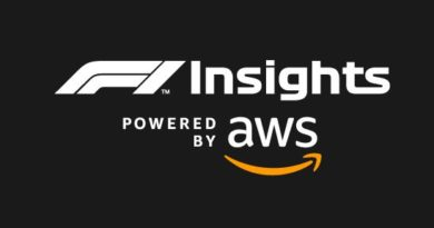 Formula 1 Works with AWS to Develop Next-Generation Race Car