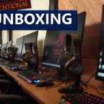 Unboxing… an esports hub? See all their latest gaming gear fresh out of the box!