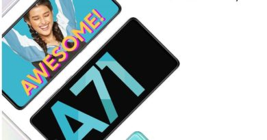 Discover awesome with the SAMSUNG Galaxy A71, now available nationwide