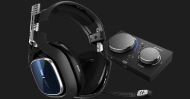 Amplify your Audio Experience with Astro A40 Headset