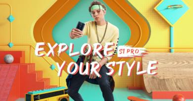 Strike a pose like a pro with the Vivo S1 Pro