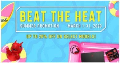 Beat the Heat! MSI Summer Promotion