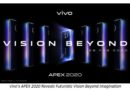 Vivo APEX 2020 reveals futuristic vision beyond imagination
