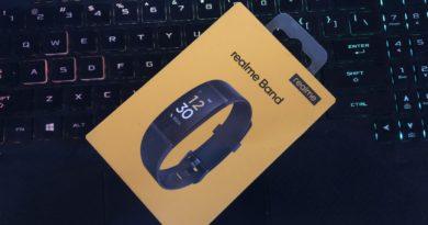 Realme Band Budget Friendly Smart Watch
