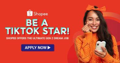 Shopee offers the Ultimate Gen Z Dream Job – be a TikTok Star!