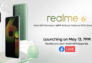 Realme 6i will be officially launched on May 13, 2020
