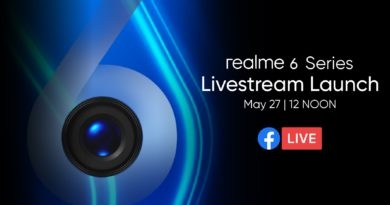 realme Philippines launches 90Hz gaming beast realme 6 on May 27