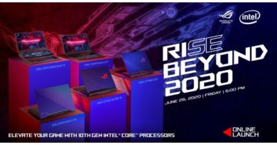 THE REPUBLIC OF GAMERS OFFICIALLY UNVEILS THE PRICES FOR ITS INTEL 10TH GENERATION LINE-UP