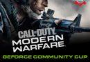 GeForce Community Cup 2020: Call of Duty Modern Warfare