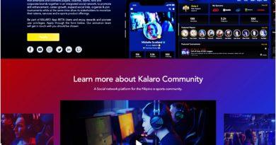 Digital eSport Platform 'Kalaro' is Taking Off in the Philippines soon!