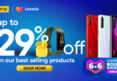 realme Philippines offers up to 29% discount at Lazada 6.6 Bounce Back Sale