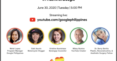 Google Philippines to hold Pride Conversations online event