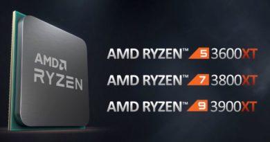 AMD Launches the New Ryzen 3000XT Processors