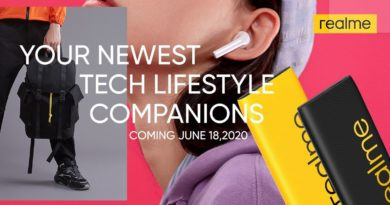 New realme tech lifestyle companions set to launch on June 18