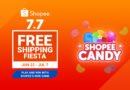 Play Shopee Candy and Win a Brand New Laptop and Smartphone at Shopee 7.7